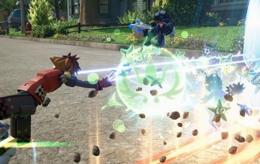 Des images de Kingdom Hearts III au Premium Showcase