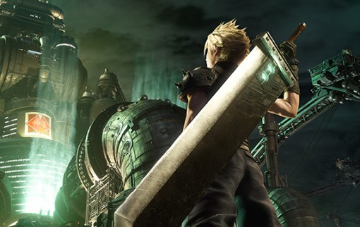 Final Fantasy VII Remake - Artwork