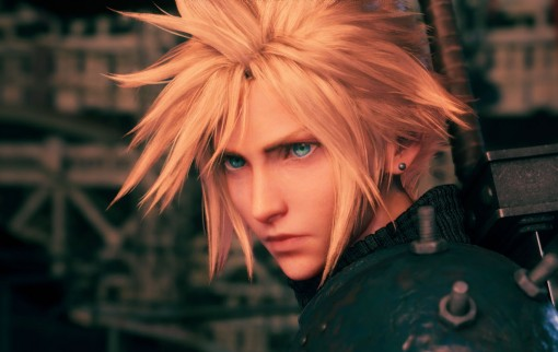 Final Fantasy VII Remake - Cloud Strike