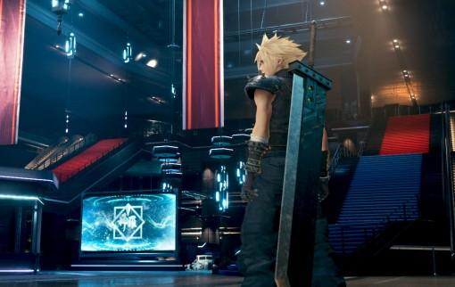 Final Fantasy VII Remake est repoussé