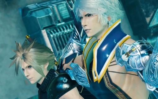 Mobius: Final Fantasy dans sa version PC, pendant l'évènement FFVII Remake.