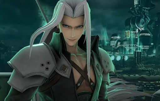 Sephiroth - Super Smash Bros. Ultimate