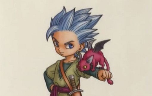 Dragon Quest Monsters revient sur console