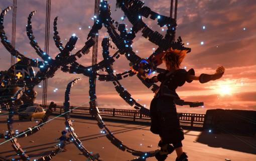 Kingdom Hearts III au Tokyo Game Show 2018