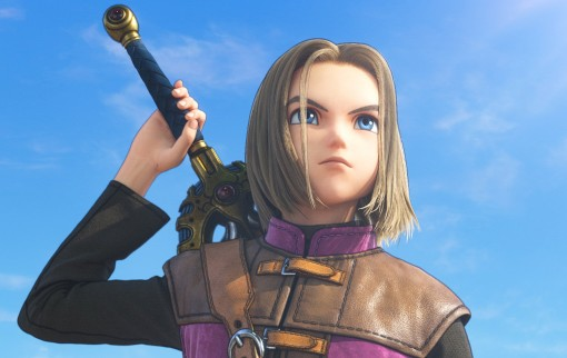 Dragon Quest XI : cinématique d'introduction
