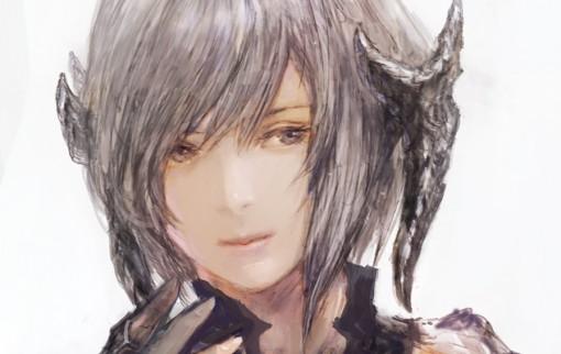 Final Fantasy XIV — Illustration de Kazuya Takahashi