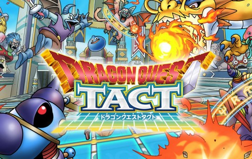Artwork de Dragon Quest Tact