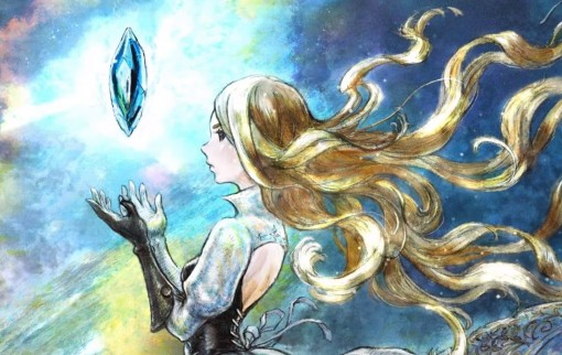Bravely Default II - Artwork des Game Awards