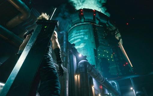 Final Fantasy VII Remake - Images sur PS4