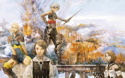Final Fantasy XII: The Zodiac Age - Artwork d'Isamu Kamikokuryô