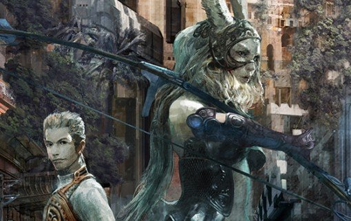 Illustration de FFXII: The Zodiac Age par Isamu Kamikokuryô