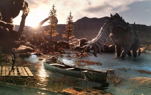 Screenshot de Monster of the Deep: Final Fantasy XV (PlayStation VR)