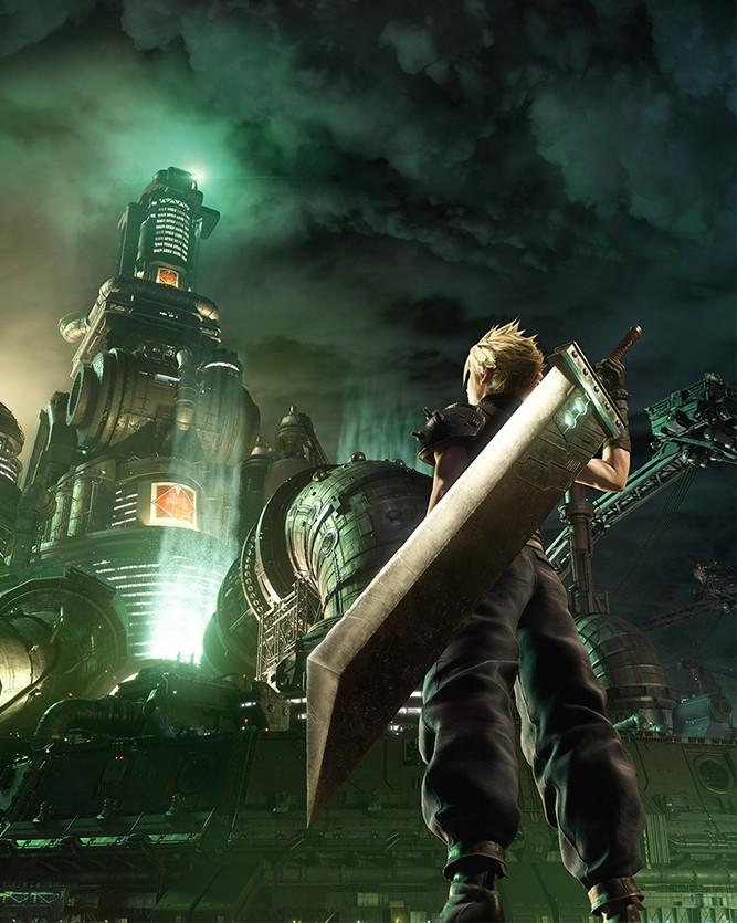 Final Fantasy VII Remake - Artwork