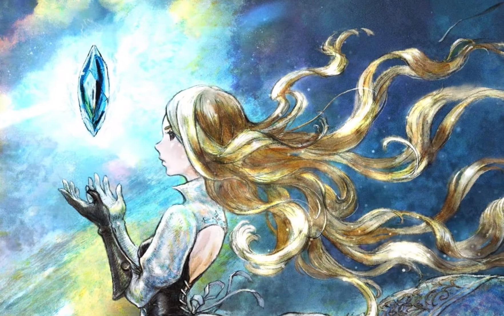 Bravely Default II - Artwork des Game Awards