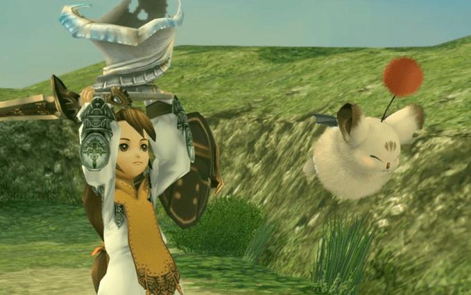 Artwork de Final Fantasy Crystal Chronicles Remastered Edition