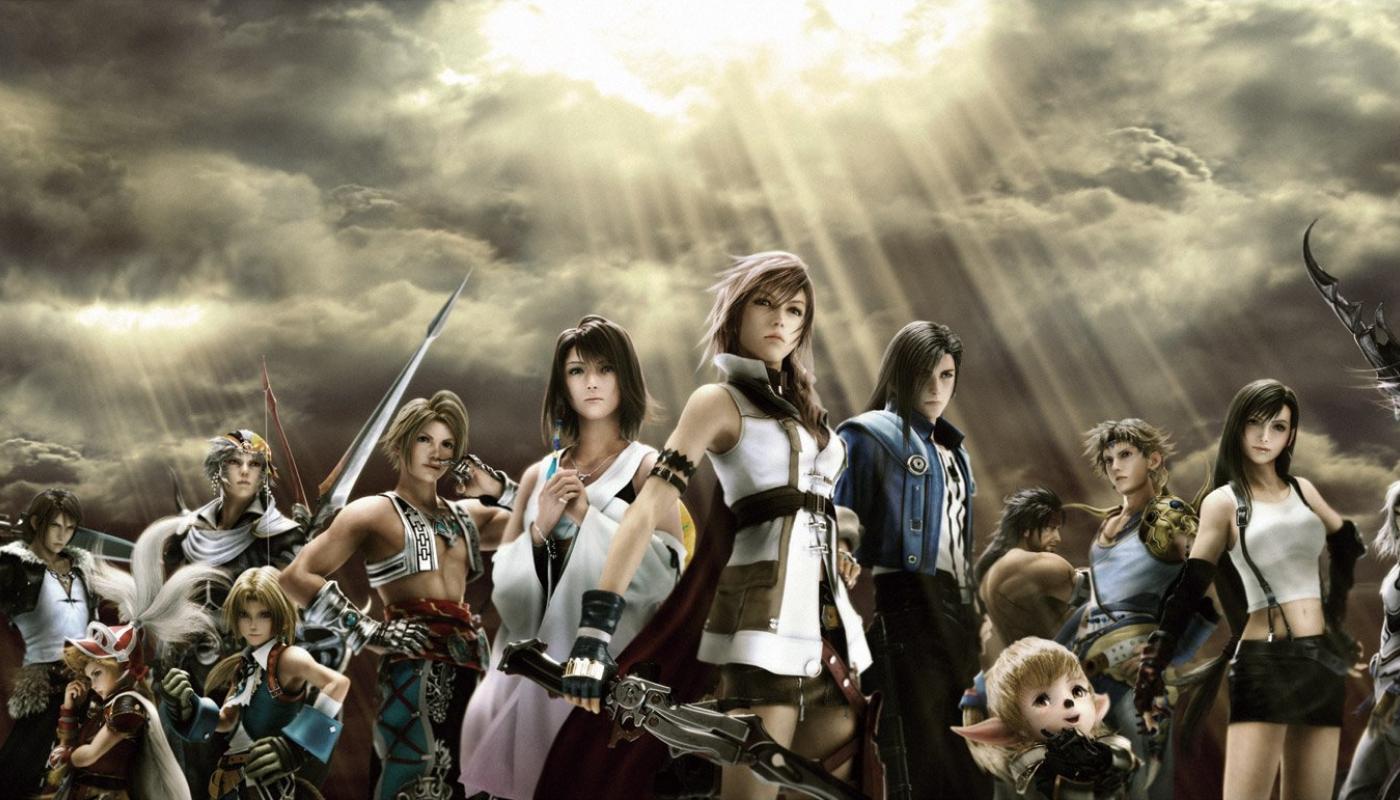 Dissidia 012 duodecim: Final Fantasy - Bandeau