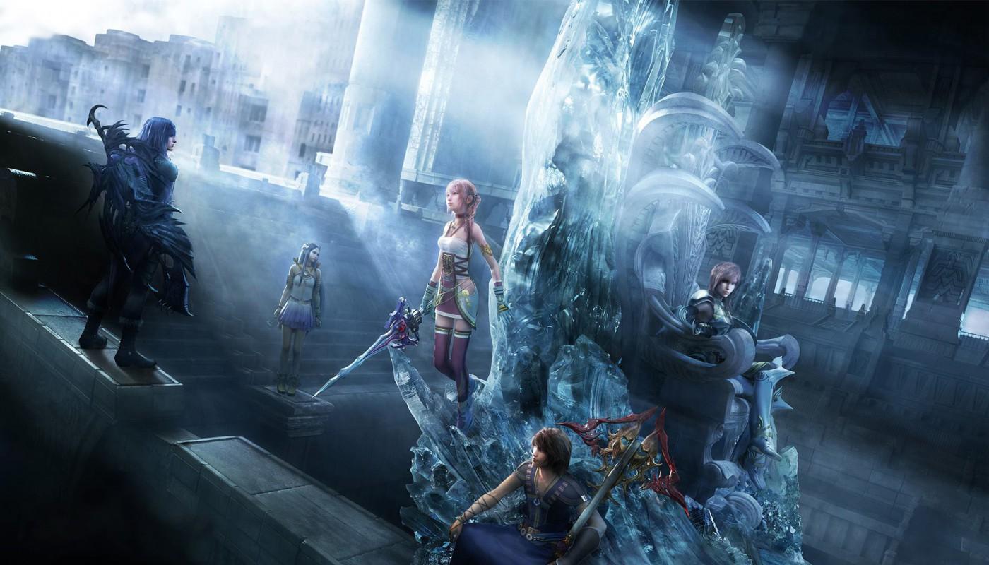 Final Fantasy XIII-2 - Bandeau
