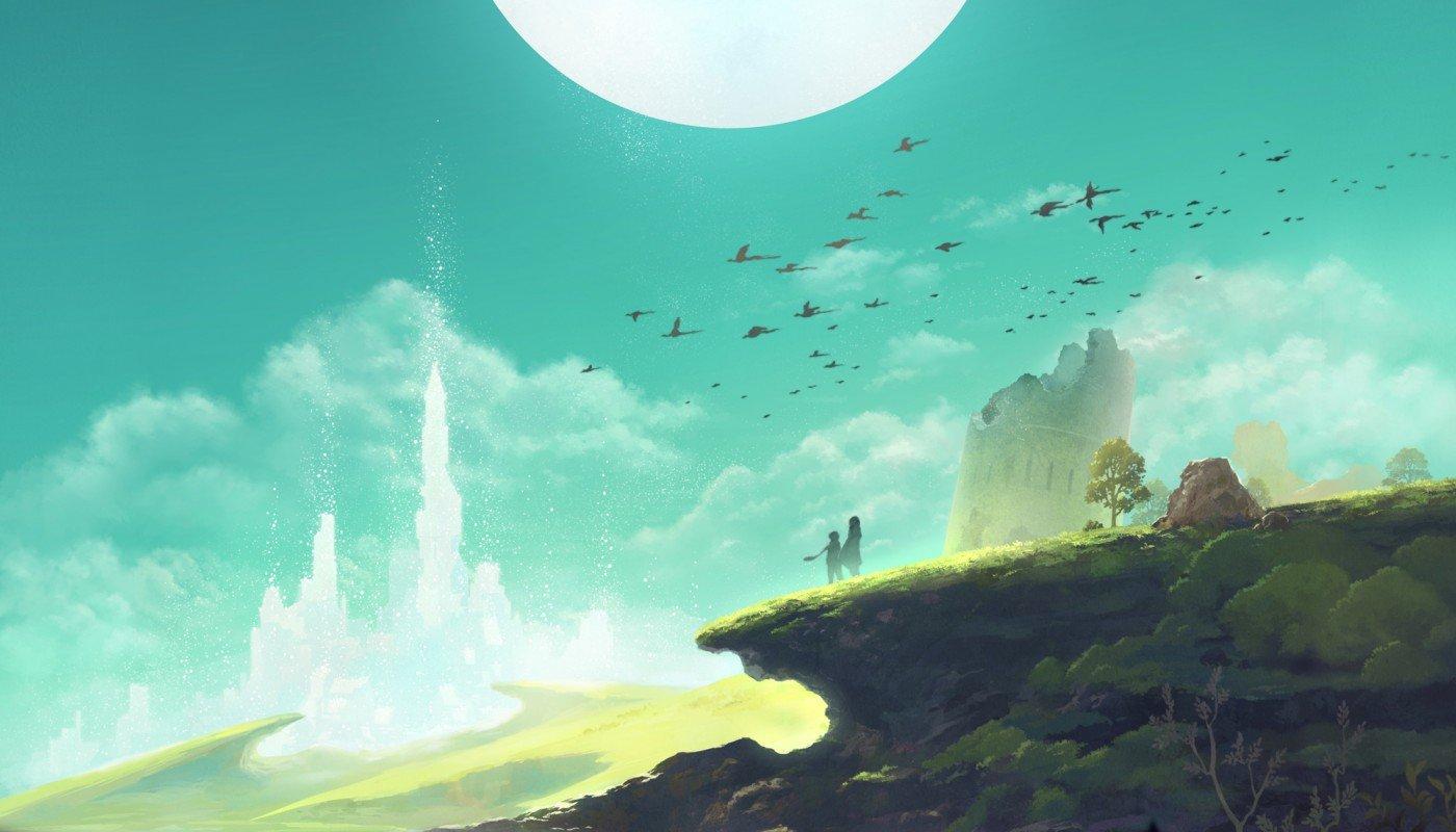 Lost Sphear - Illustration