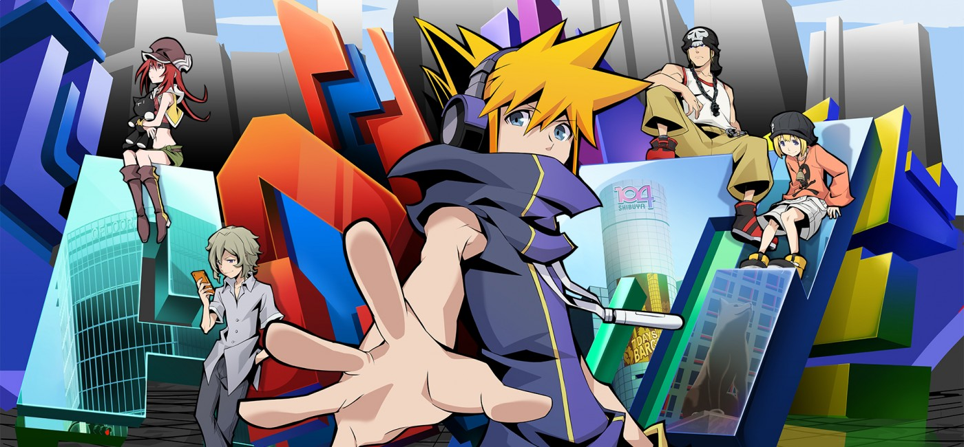 The World Ends With You : l'anime