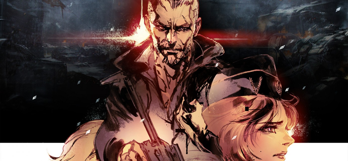 Illustration pour Left Alive sur PlayStation 4 et Steam