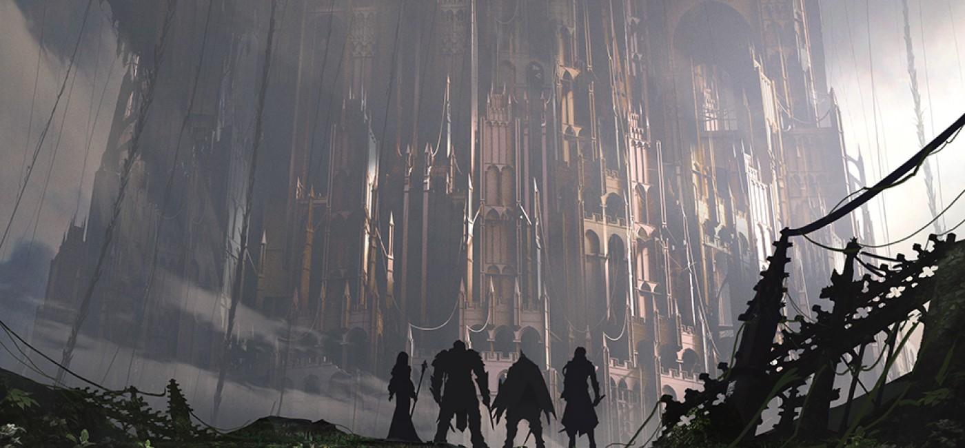 Babylon's Fall, un nouveau jeu de Square Enix et PlatinumGames