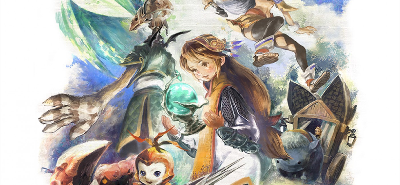 Final Fantasy Crystal Chronicles Remastered Edition - Artwork