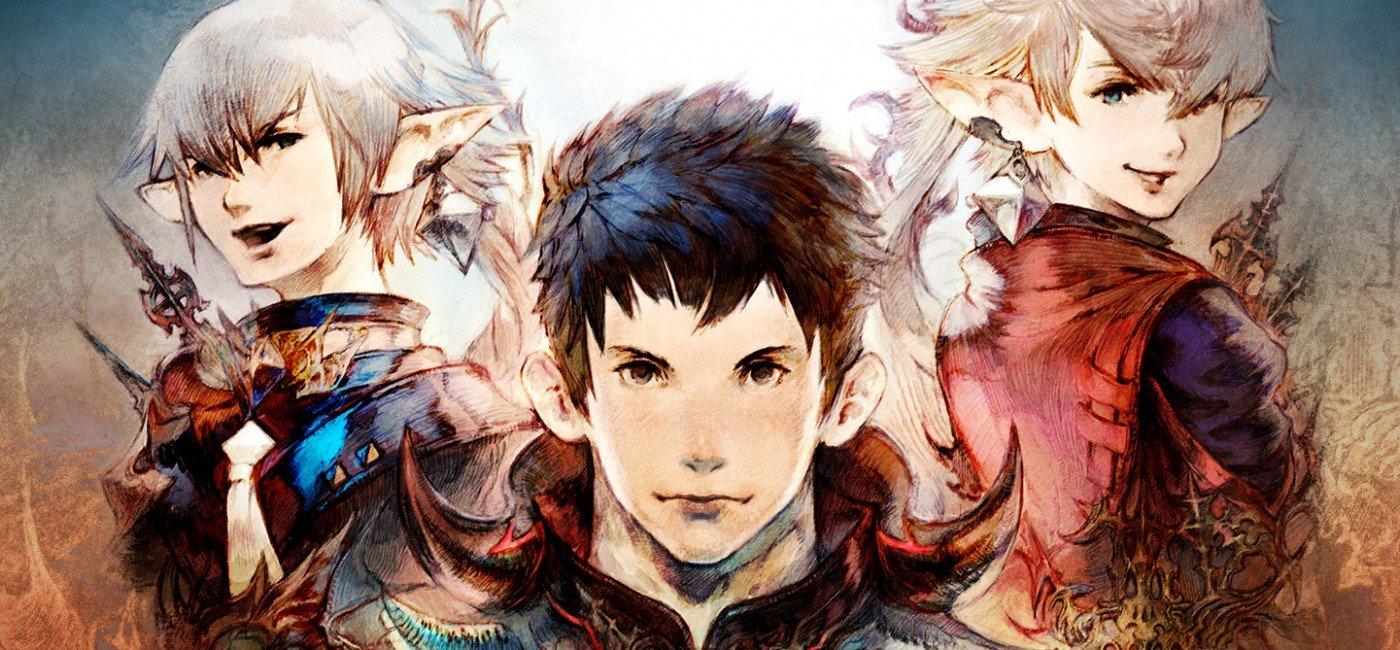 Illustration du patch 3.5 de Final Fantasy XIV.