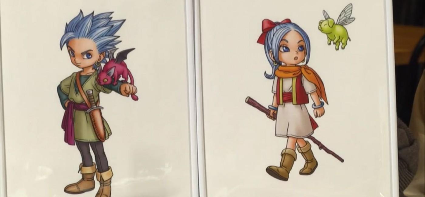 Dragon Quest Monsters revient sur console