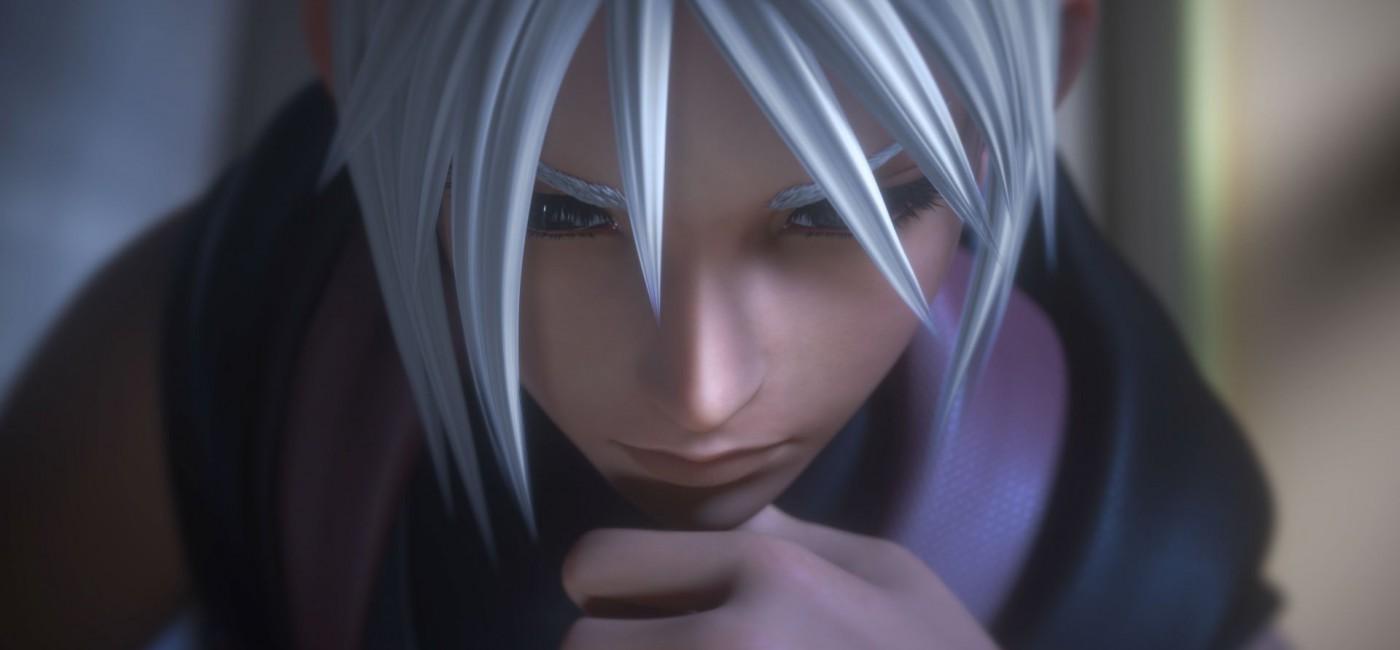 Xanahort dans un nouveau Kingdom Hearts