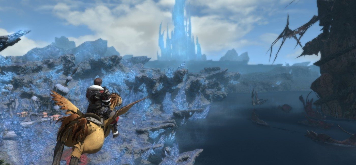 Final Fantasy XIV 5.3 : Reflections in Crystal