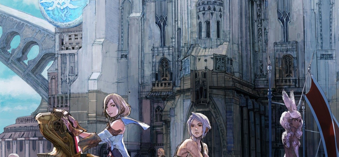 Artwork de Final Fantasy XII The Zodiac Age