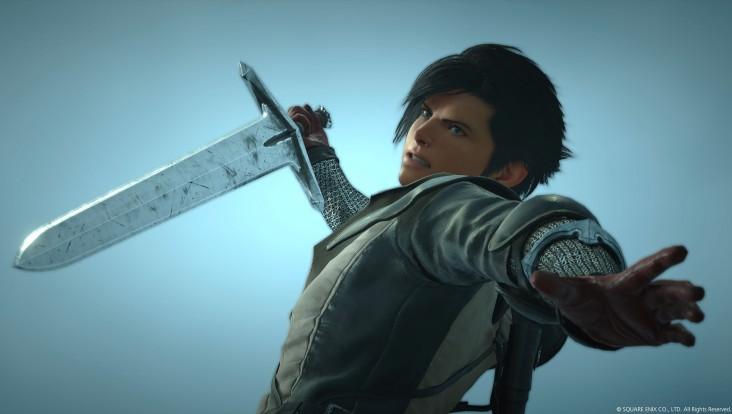 Final Fantasy XVI sur PlayStation 5