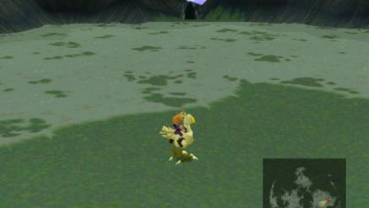 Chocobos Final Fantasy Vii Final Fantasy Ring