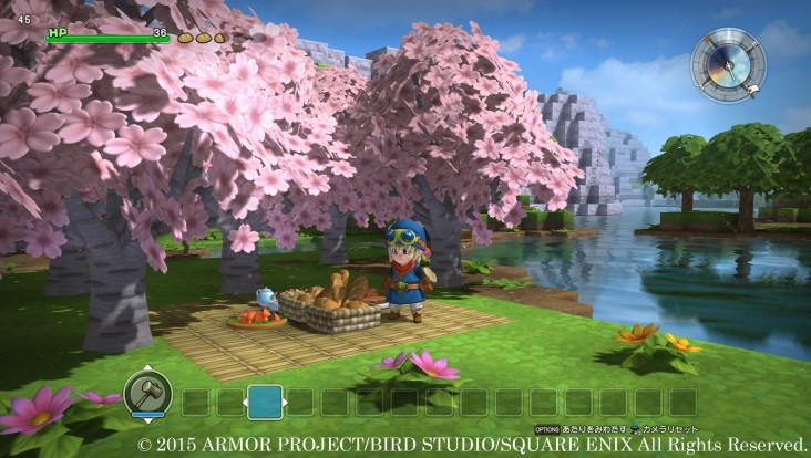 Dragon Quest Builders : preview