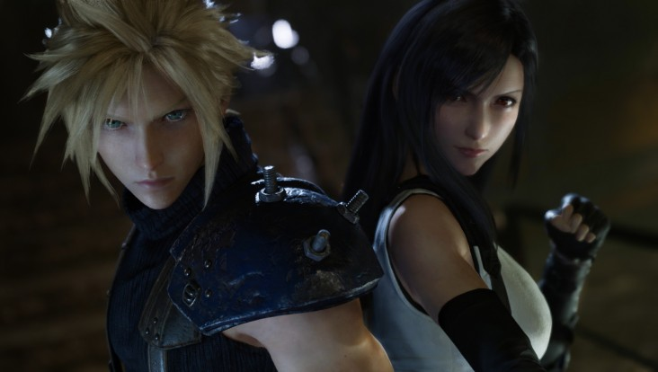 Final Fantasy VII Remake - Images sur PS4