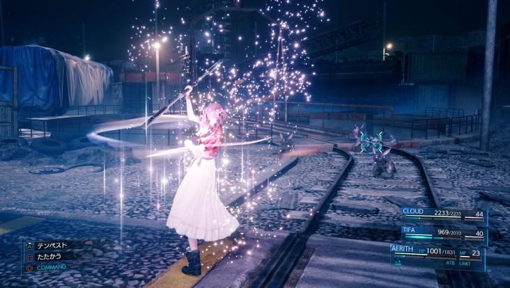 Final Fantasy VII Remake - Screenshot