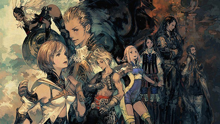 Illustration de Final Fantasy XII: The Zodiac Age