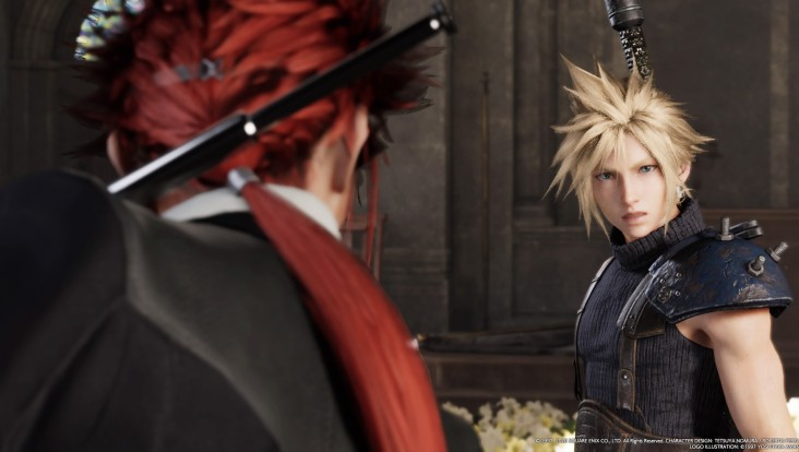 Test de FFVII Remake sur PS4