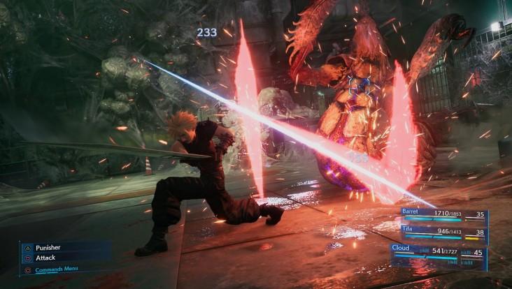 Test de FFVII Remake sur PS4