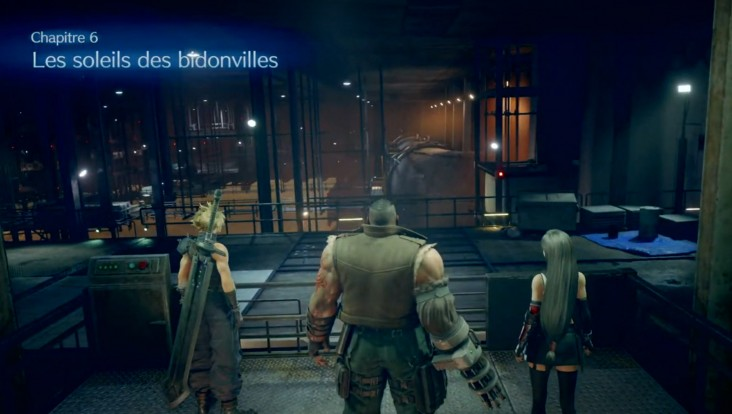 Soluce de Final Fantasy VII Remake - Chapitre 6