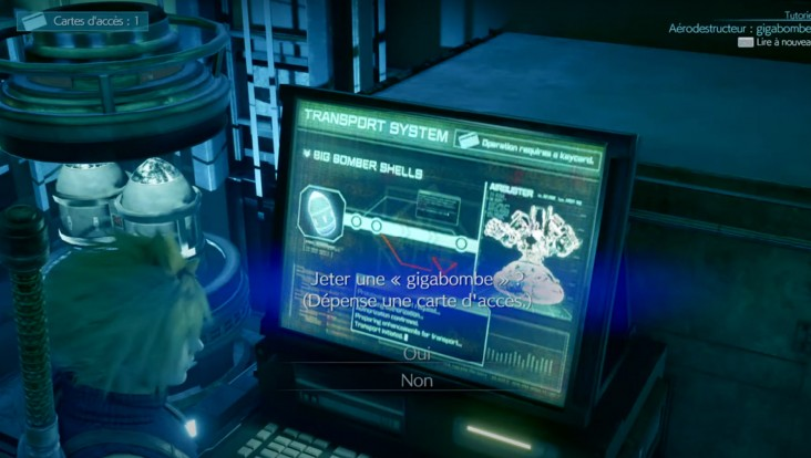 Soluce de Final Fantasy VII Remake - Chapitre 7