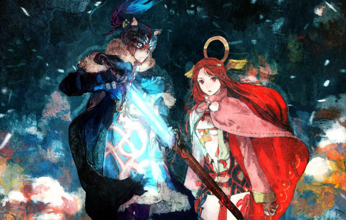 Artwork de I Am Setsuna