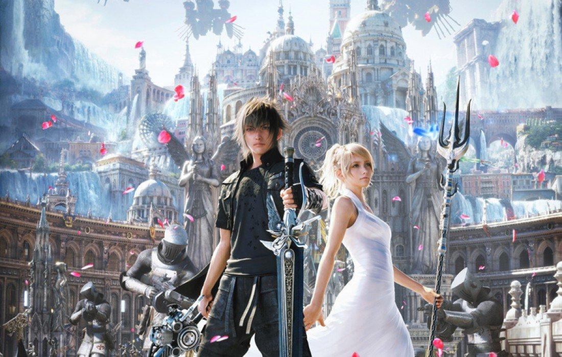 Final Fantasy XV Illustration