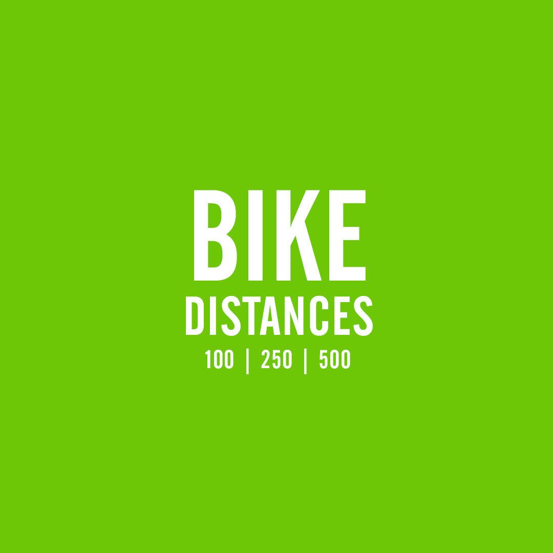 Bike Challenges