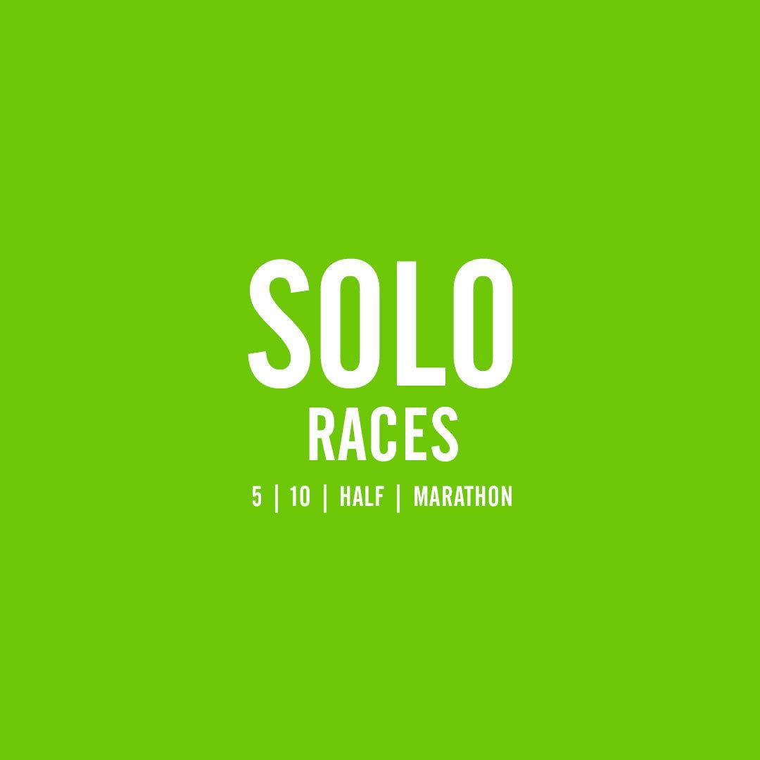 Challenge Solo Race