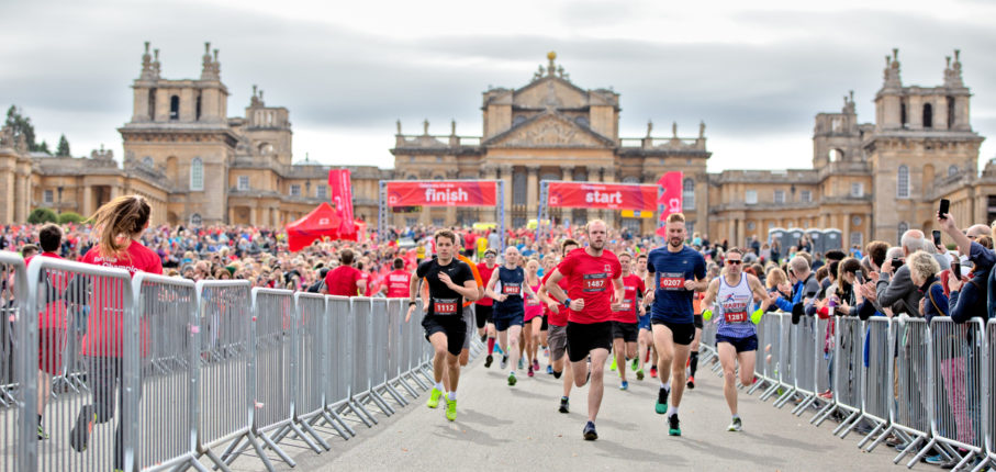 The Blenheim Palace 10 K Half Mar Athon With The British Heart Foundation 30Th September 2018 © Brendan Foster Photography 108 Edit 62