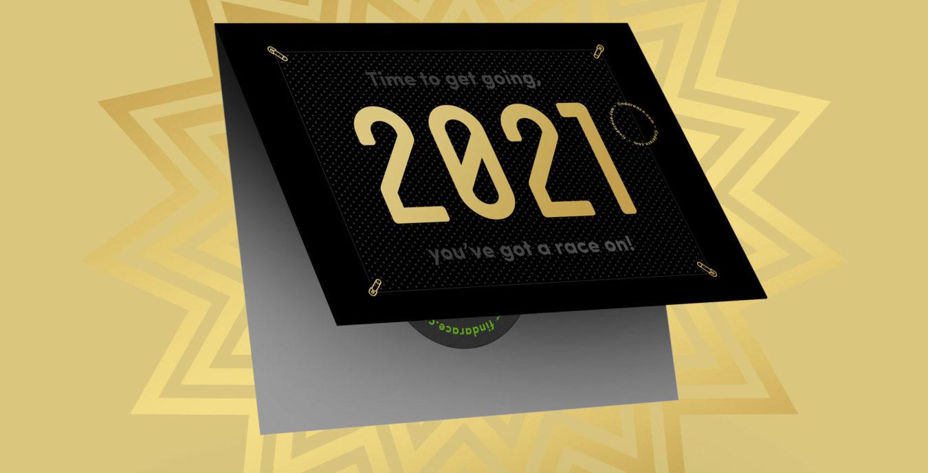 Gift Card Mockup Gold