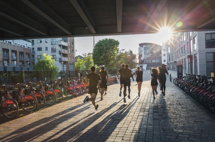 Adidas City Runs