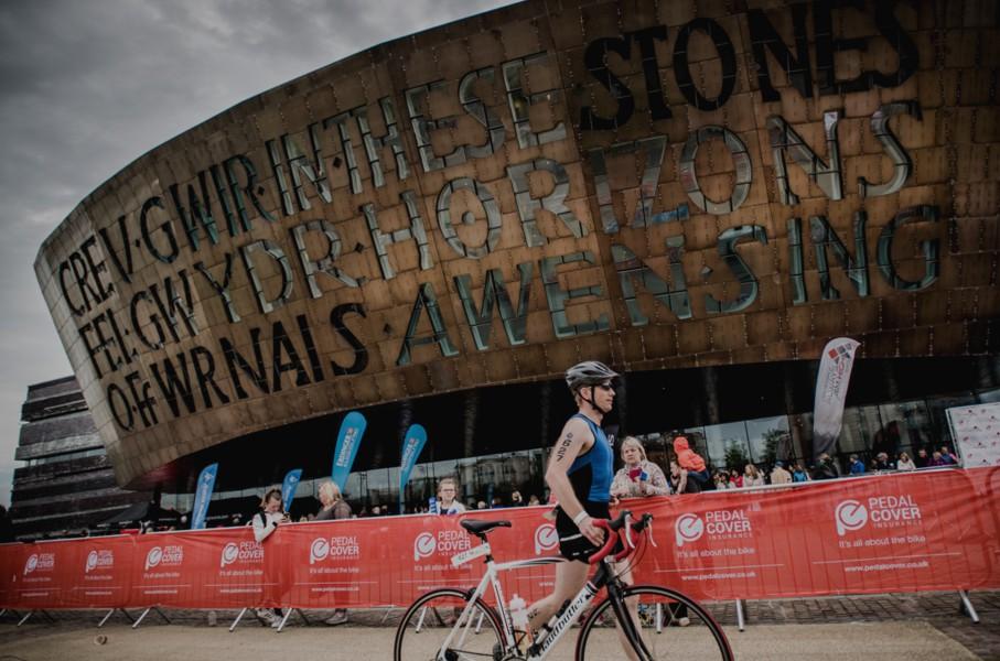 Cardiff Triathlon Lifestyle Banner