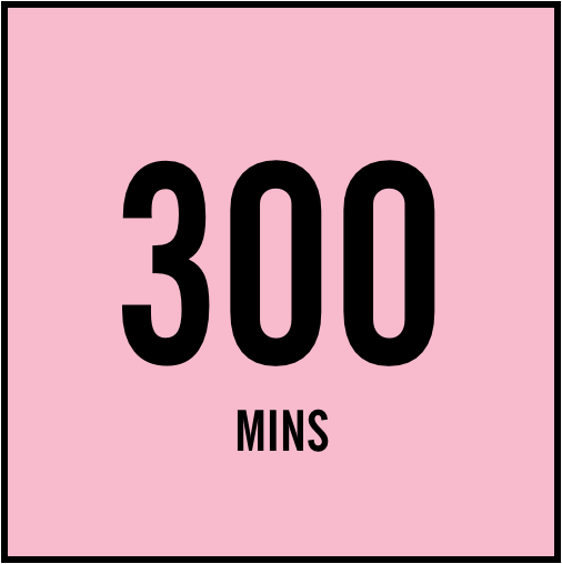 300Mins